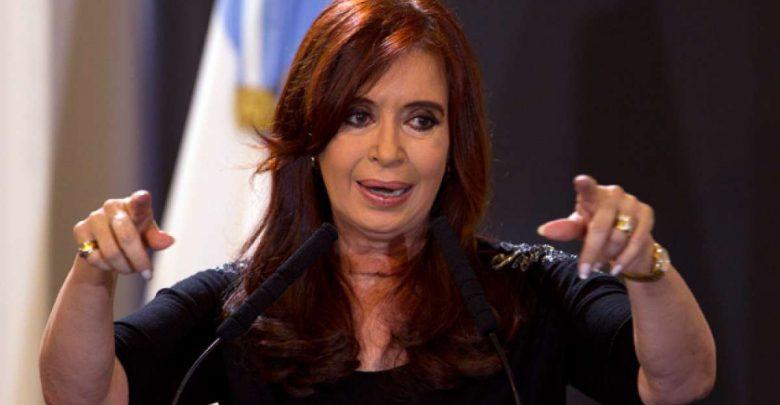 """Cristina Kirchner denuncia presencia de un""""tóxico de contacto"""""""