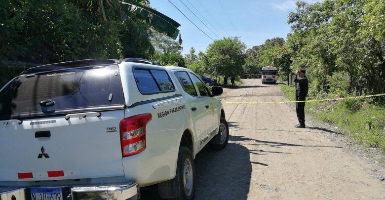 Asesinan a motorista de la ruta 92 en Zacatecoluca