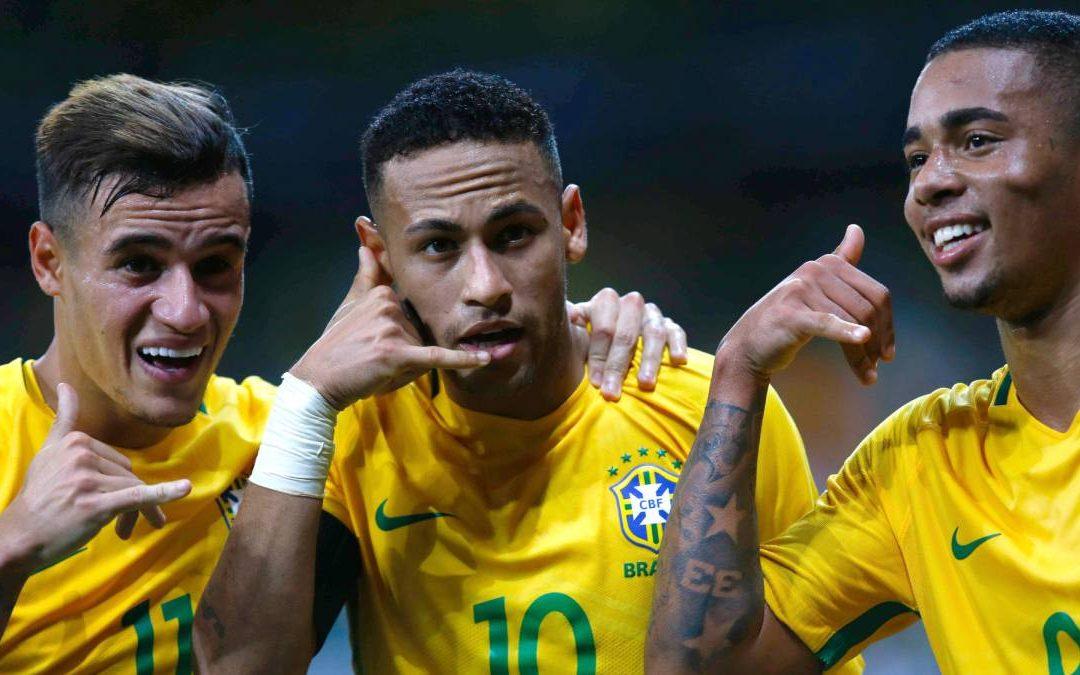 Convocatoria de la Selección de Brasil para enfrentar a Argentina