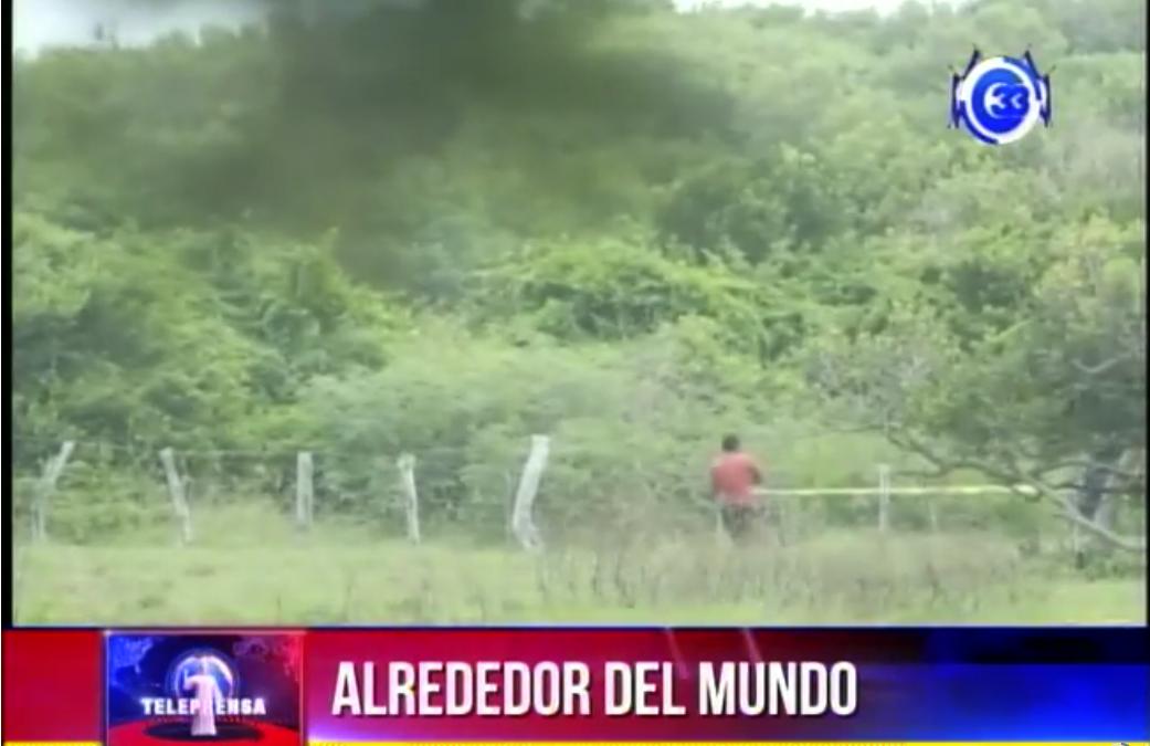 Familiares de desaparecidos en Veracruz exigen a la fiscalía que les den acceso a la fosa