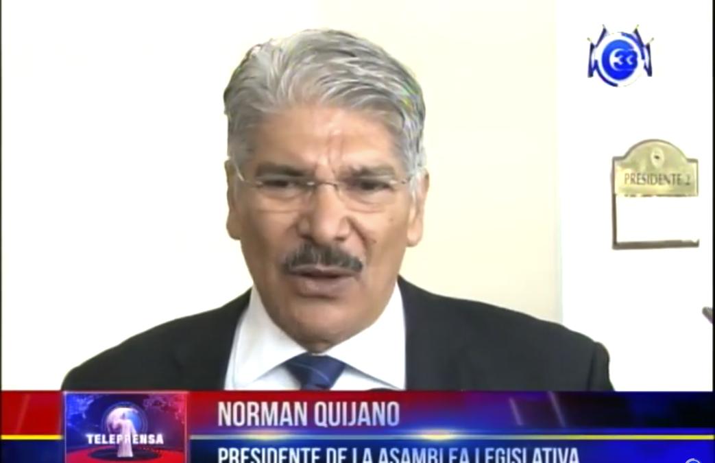 Quijano ha pedido nuevas propuestas para elegir magistrados