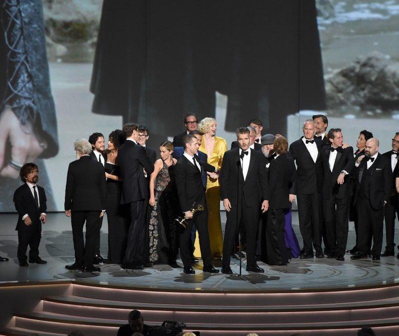 Los ganadores de los premios Emmy 2018
