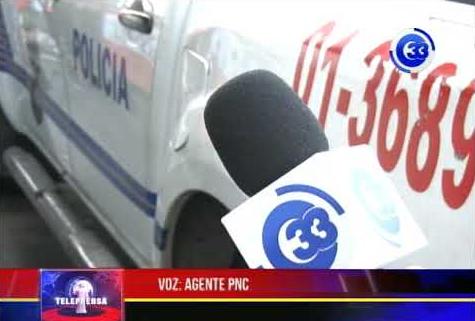 Asesinan a hombre en centro de San Salvador
