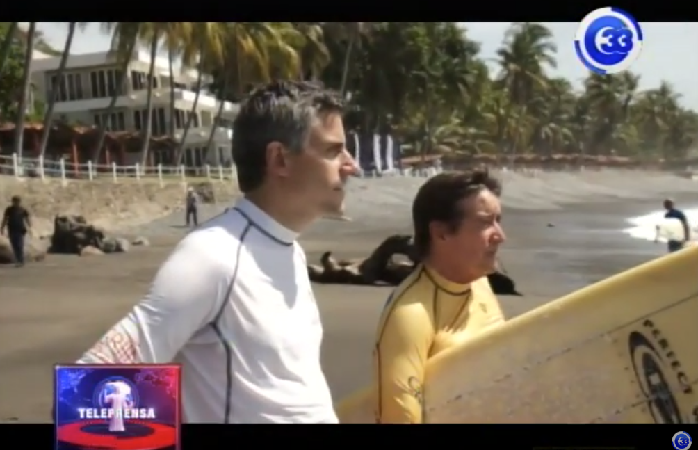 "Carlos Calleja presenta programa ""ola turismo"""