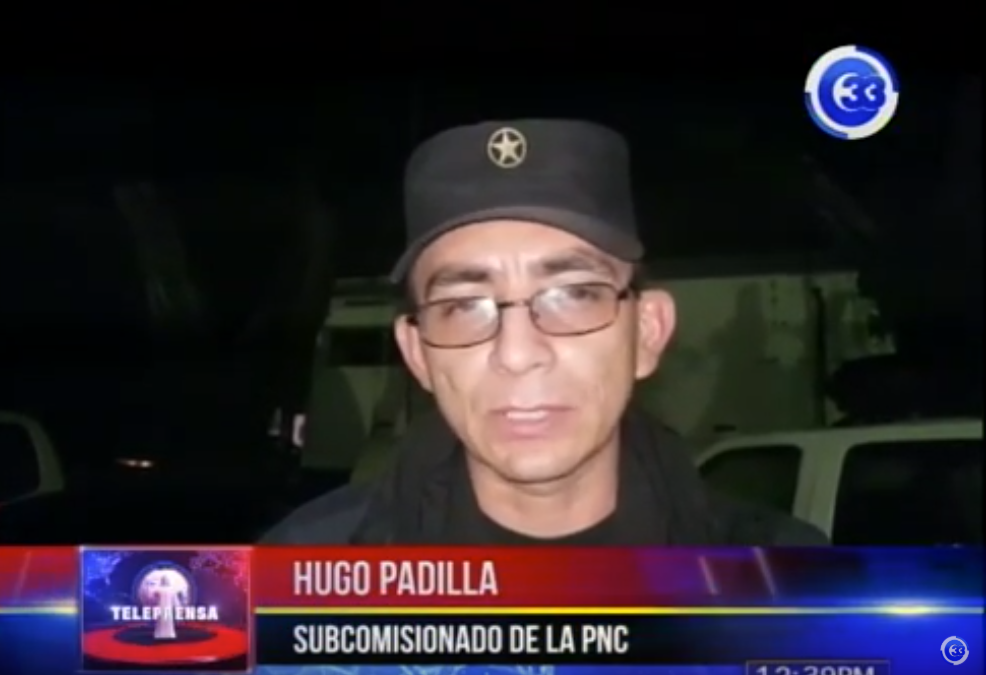 Capturan 12 pandilleros  en Sonsonate por homicidios