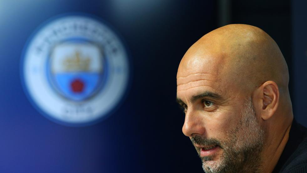 Guardiola firmó con el Manchester City mientras dirigía al Bayern