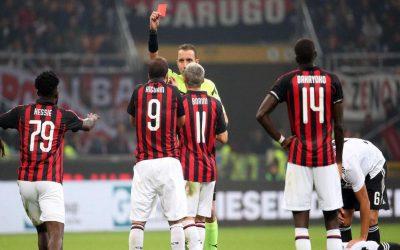 Higuaín pierde los papeles ante la Juventus