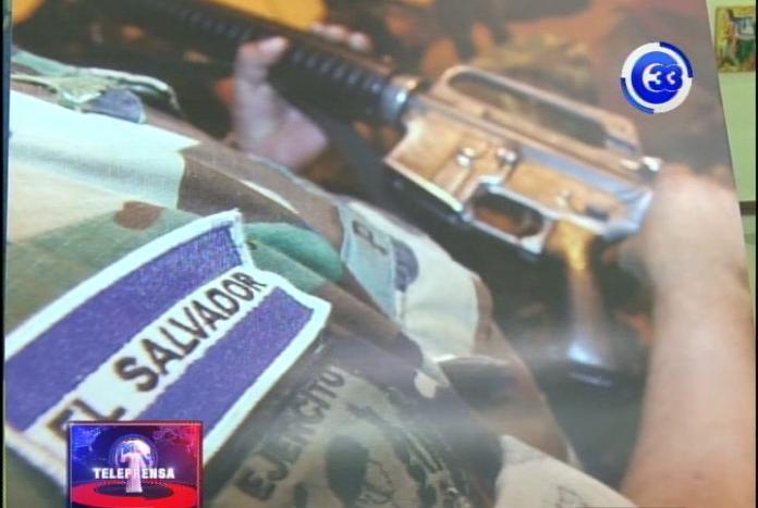Fundición de armas permitirá apoyar a víctimas de violencia