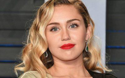 Miley Cyrus perdió su hogar por los incendios de California