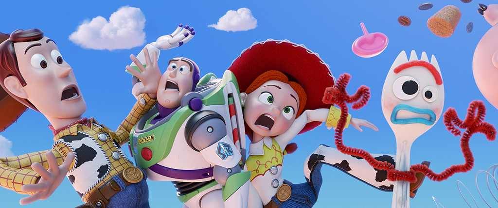 ¡El primer trailer de Toy Story 4!