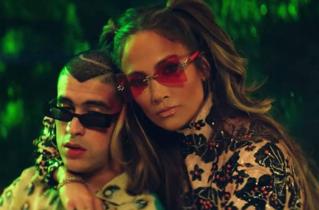 Jennifer LopezyBad Bunnylanzan 'Te Guste'