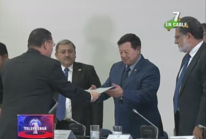 ARENA y FMLN defienden proceso de elección de fiscal