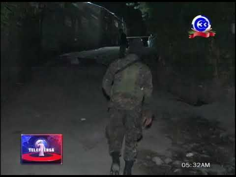 Asesinan a soldado en San Juan Opico