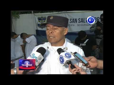 PNC captura a 29 sujetos por diferentes delitos