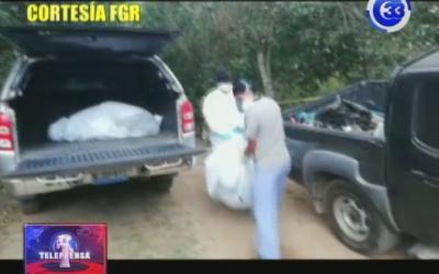 Avances en investigación del asesinato de una familia en Sonsonate