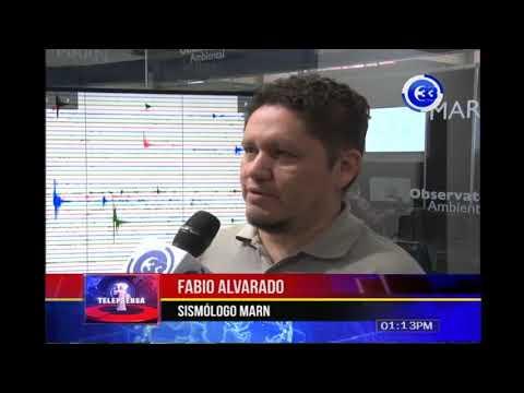 Enjambre sísmico en Ahuachapán