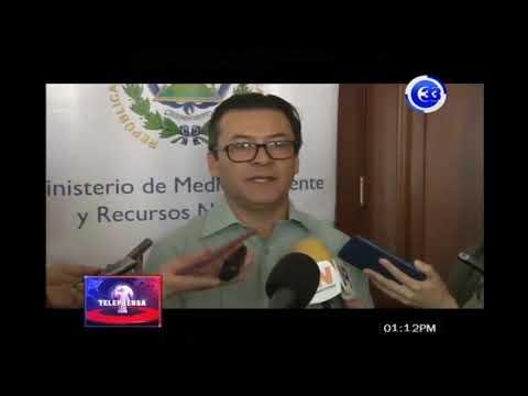 MARN espera análisis finales del lago de Coatepeque