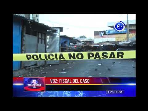 Un hombre es asesinado en el centro de San Salvador