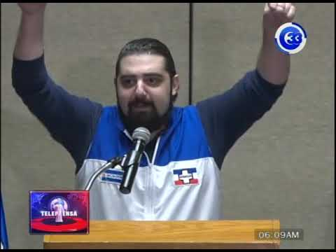 Gerardo Awad busca la presidencia del COENA