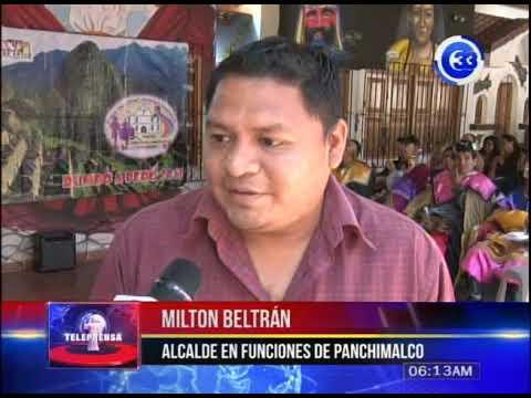 Grupo de danza de Panchimalco pide apoyo