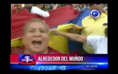 Tensión por ayuda en Venezuela