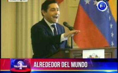 Conferencia para ayuda por Venezuela