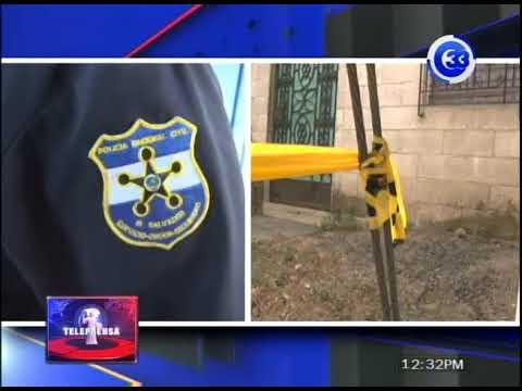 Dos hombres son asesinados en Ilopango