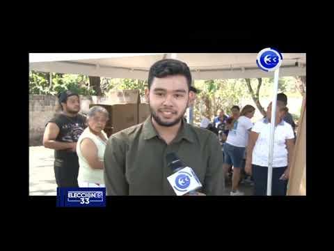 Ambiente en centros de votación de Mejicanos, Ayutuxtepeque y Ciudad Delgado