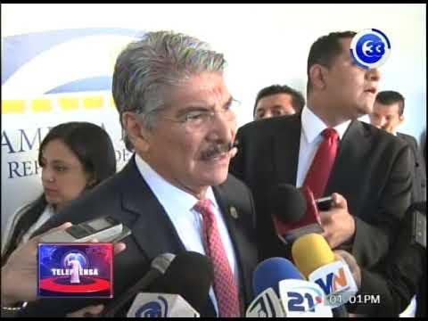 Solo el FMLN rechaza relación con Estados Unidos