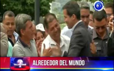 Más bloqueos en Venezuela