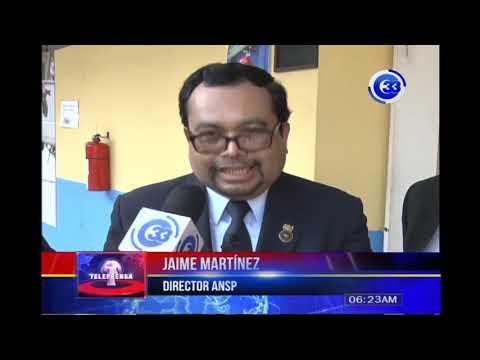 ANSP clausura curso sobre sobrevivencia policial