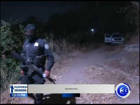 Asesinan a dos hermanos en Panchimalco