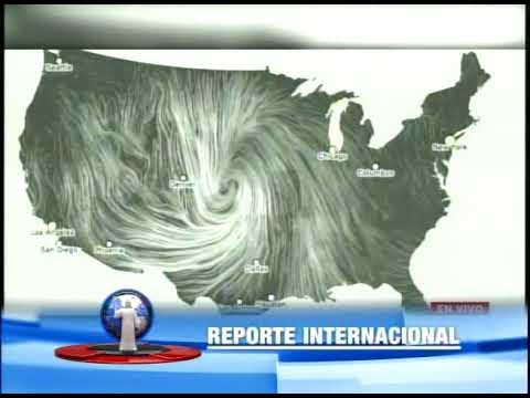 Sigue ciclón en EE.UU.