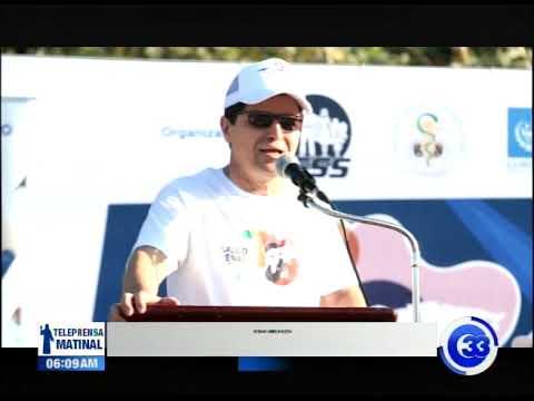 ISSS realiza carrera en el marco del día mundial del riñón