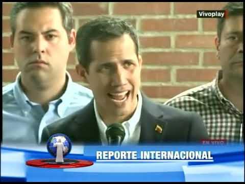 Detención en Venezuela