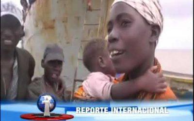 750 muertos en África