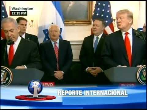 EE.UU. e Israel