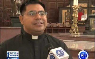 Actividades de la Semana Santa en Catedral de San Salvador