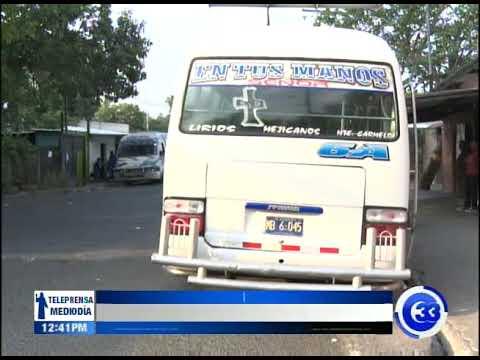 Ruta 6-A reanuda labores pese a amenazas de pandillas