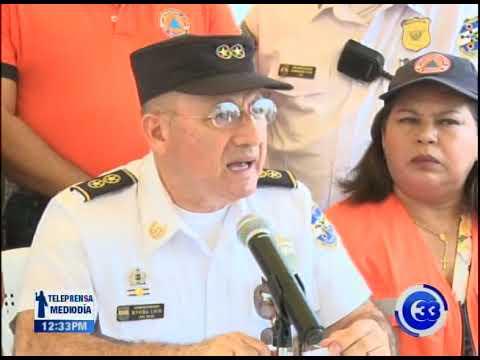 Protección Civil presenta balance de emergencias en segundo día de vacación