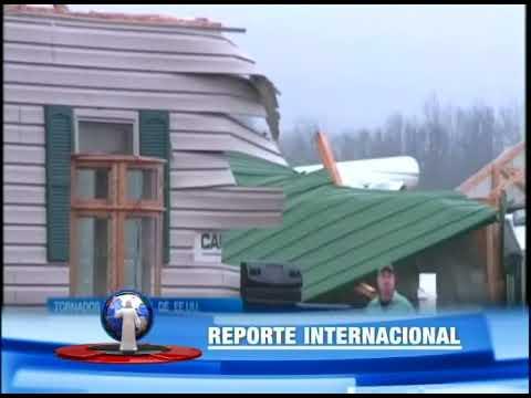 Tornados dejan ocho muertos en EE.UU.