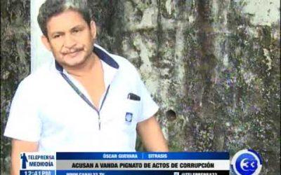 Acusan a Vanda Pignato de actos de corrupción