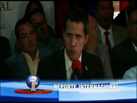 Tensión en el parlamento de Venezuela