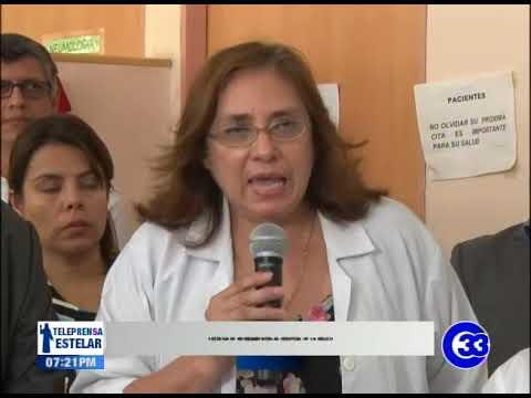 Entrega de medicamentos al Hospital de la Mujer