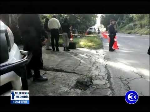 Localizan cadáver de un hombre en calle Agua Caliente