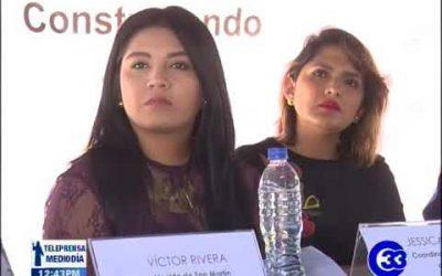 """FESPAD lanza proyecto """"Construyendo Paz""""."""