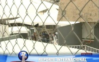 Centros inmigrantes sin apoyo para recibir deportados por redadas.