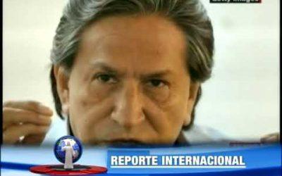 Juicio contra Alejandro Toledo, expresidente peruano