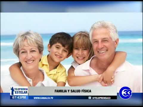 Familia y salud física